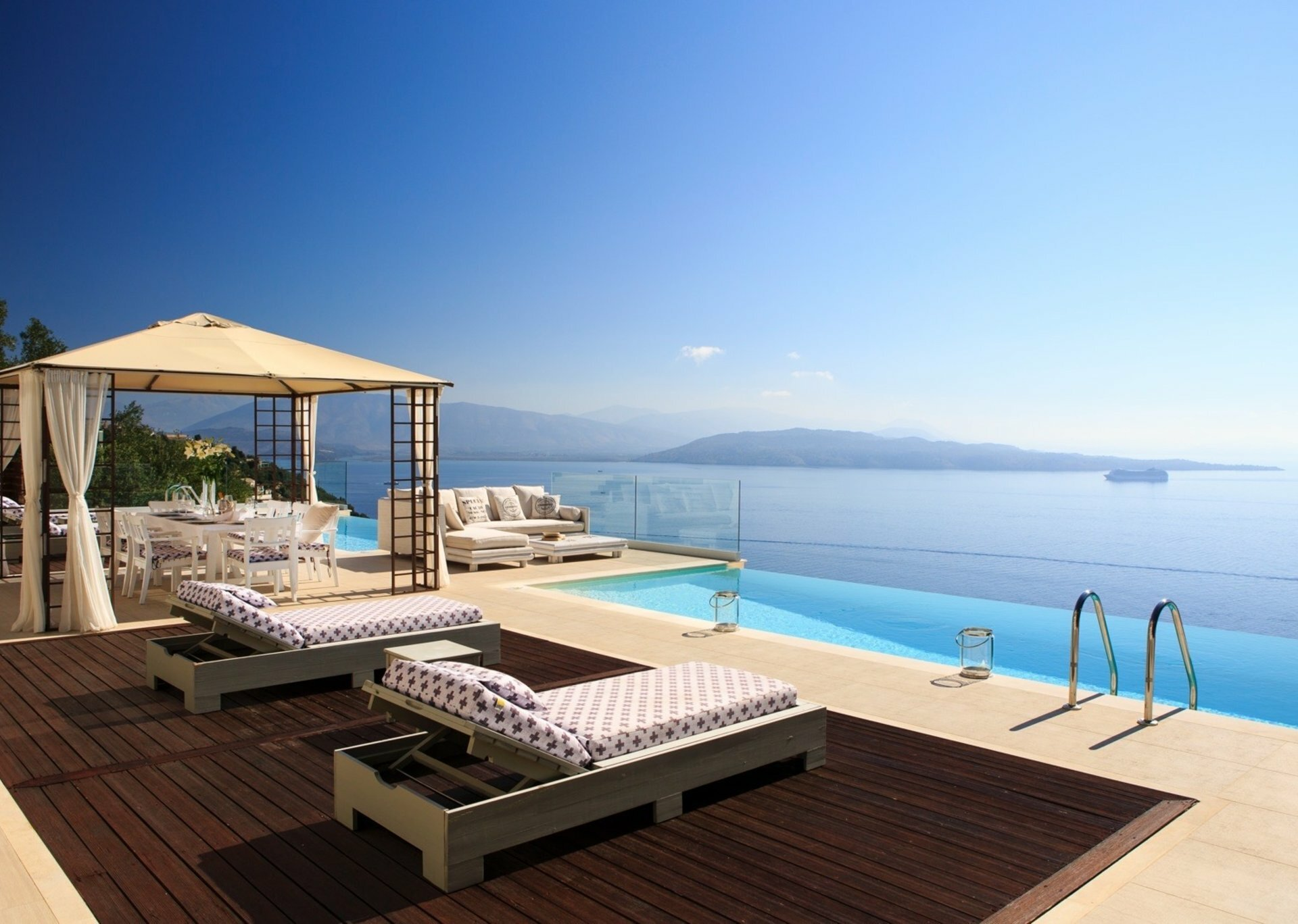Villa in Corfu, Decentralized Administration of Peloponnese, Western Greece and the Ionian, Greece 1 - 11512702