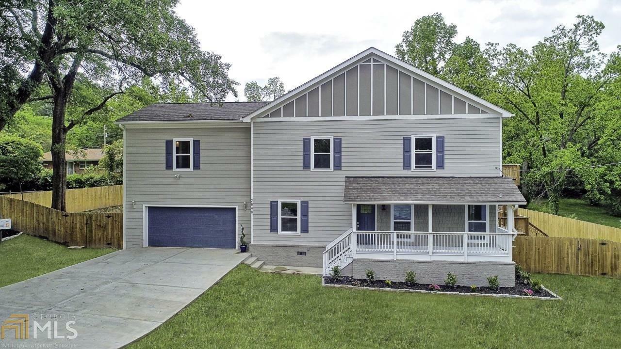 Дом в Декейтер, Джорджия, Соединенные Штаты Америки 1 - 11512542