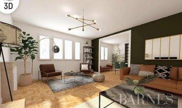 Апартаменты в Париж, Иль-де-Франс, Франция 1