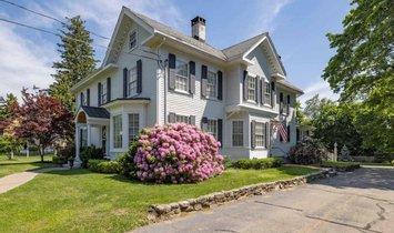 Haus in Hampton Falls, New Hampshire, Vereinigte Staaten 1
