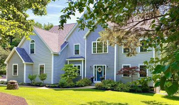 Haus in Bedford, New Hampshire, Vereinigte Staaten 1