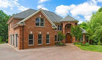 Huis in Blacksburg, Virginia, Verenigde Staten 1
