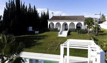 Финка в Канселада, Андалусия, Испания 1