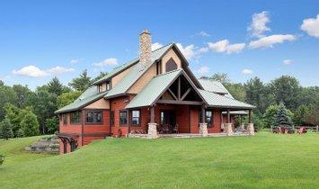 Maison à Manitowoc, Wisconsin, États-Unis 1