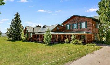 Huis in Westcliffe, Colorado, Verenigde Staten 1