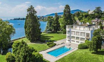 Haus in Chernex, Waadt, Schweiz 1