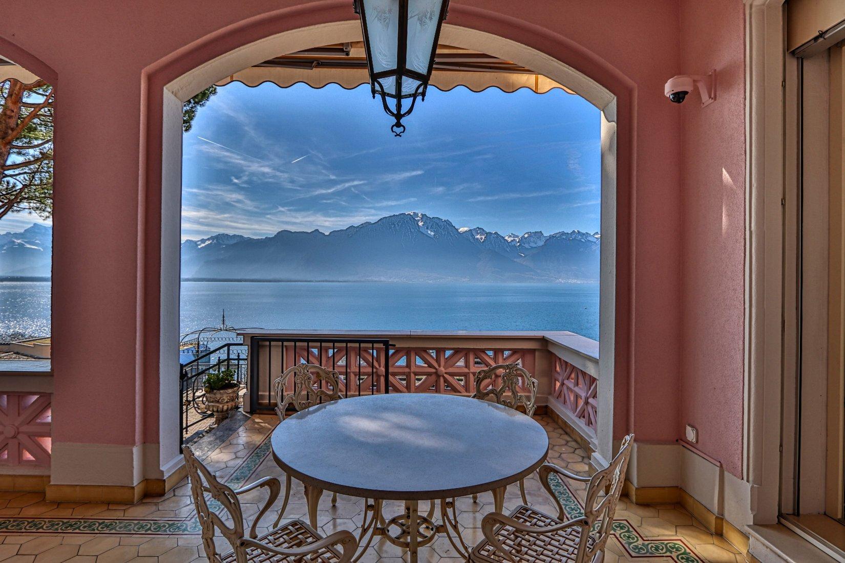 Apartment in Montreux, Vaud, Switzerland 1 - 11517629