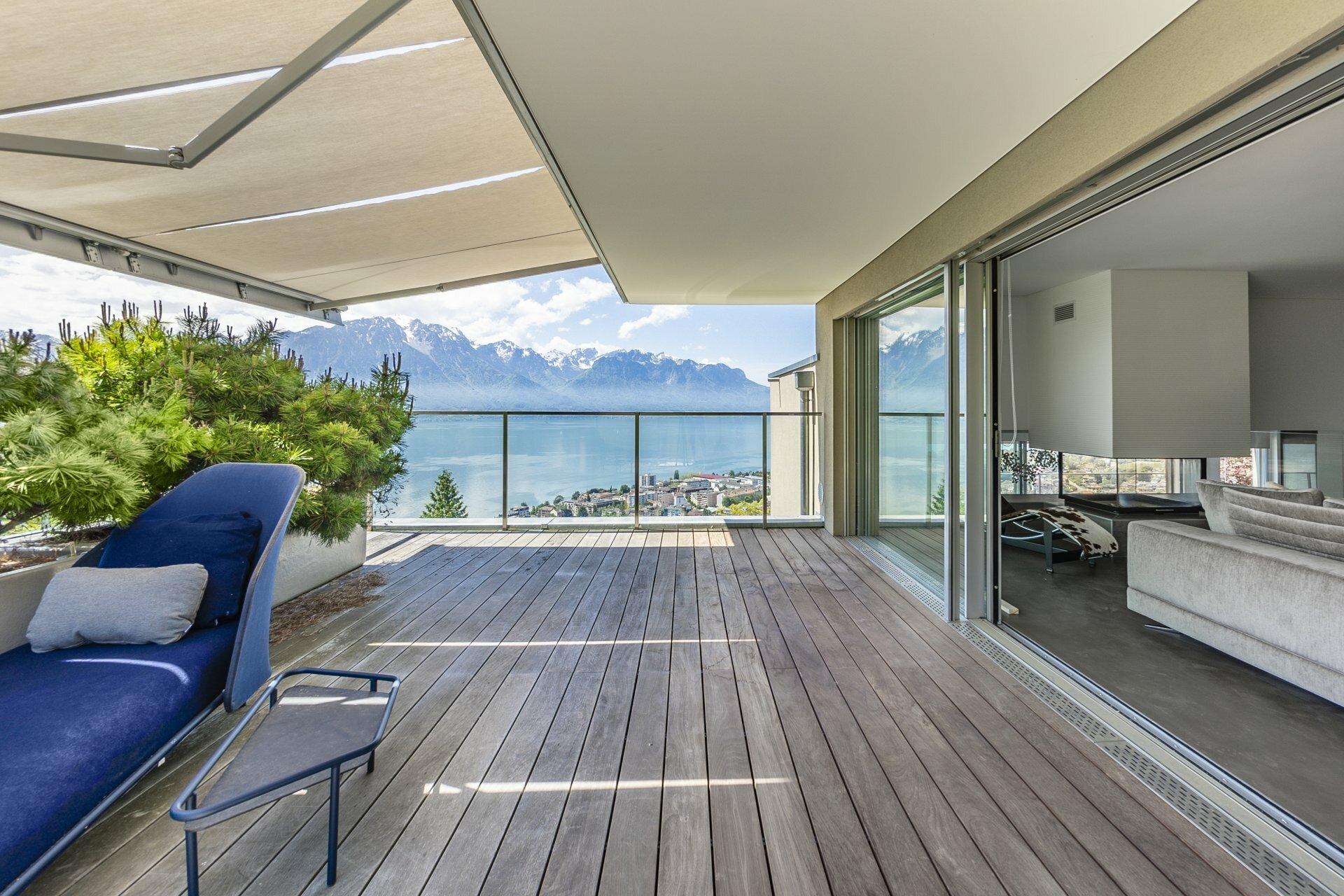 Apartment in Montreux, Vaud, Switzerland 1 - 11517667