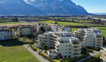 Wohnung in Aigle, Waadt, Schweiz 1