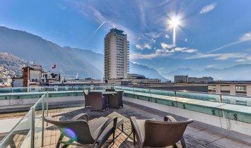 Apartment in Montreux, Vaud, Switzerland 1