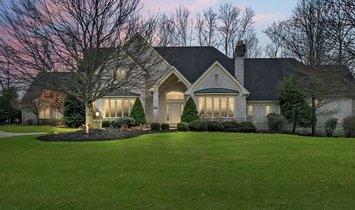 Huis in Richfield, Ohio, Verenigde Staten 1