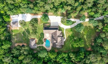 House in Conroe, Texas, United States 1