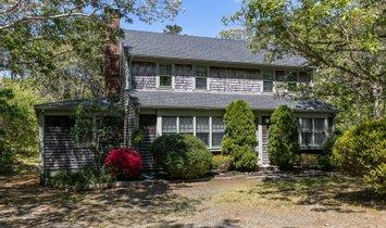 House in Eastham, Massachusetts, United States 1