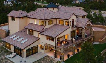 House in Colorado Springs, Colorado, United States 1