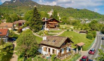 Haus in Saint-Légier-La Chiésaz, Waadt, Schweiz 1