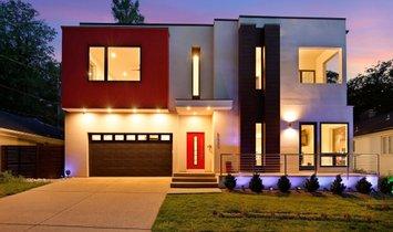 Haus in Bethesda, Maryland, Vereinigte Staaten 1
