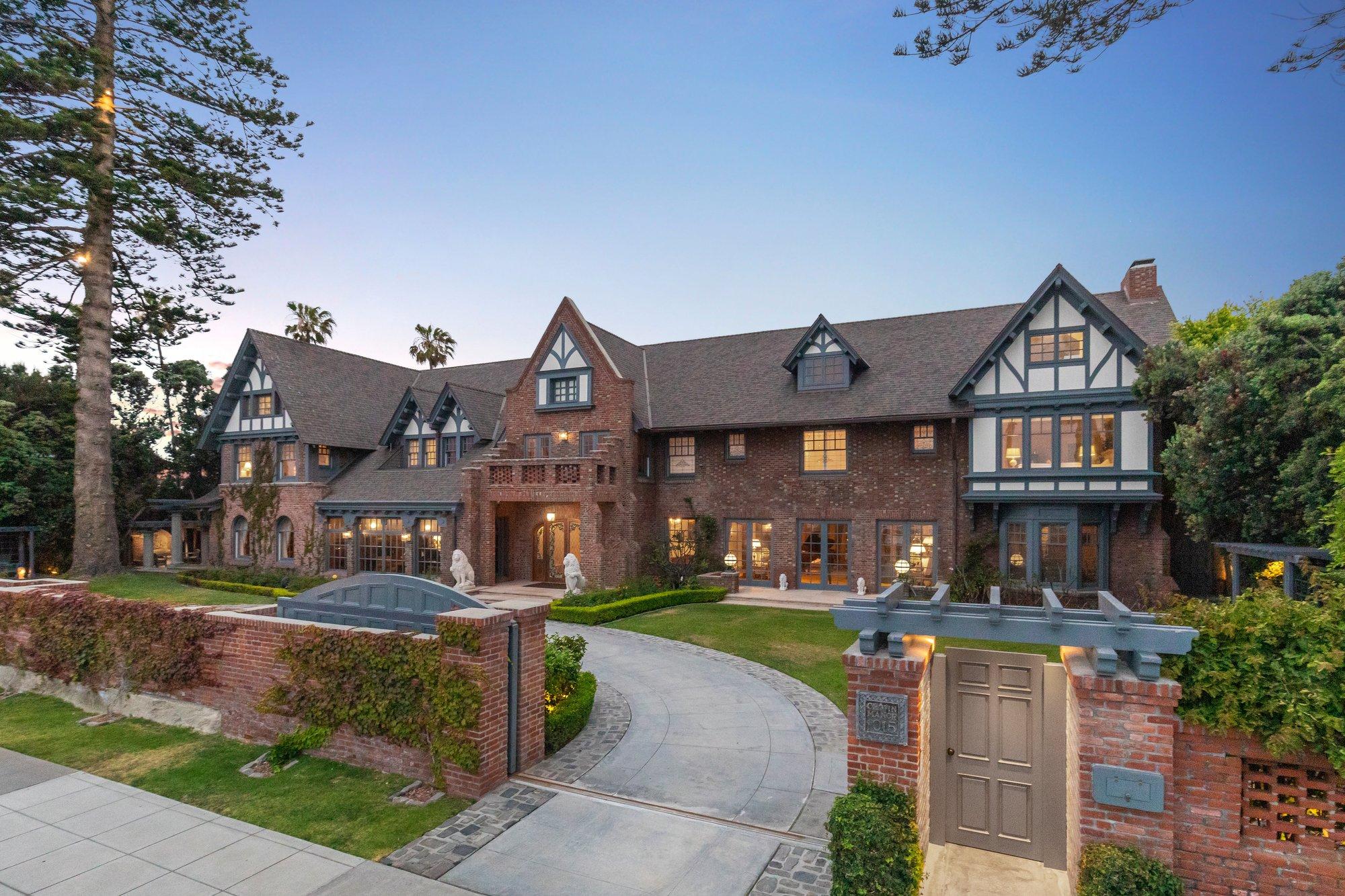 Huis in Coronado, Californië, Verenigde Staten
