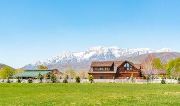 House in Heber City, Utah, United States 1