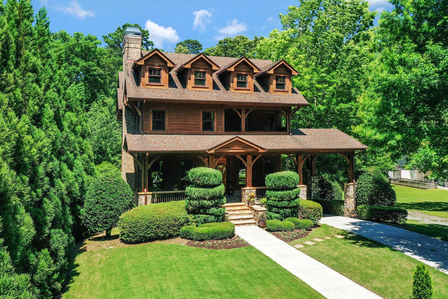 House in Atlanta, Georgia, United States 1 - 11521985