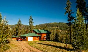 Haus in Moyie Springs, Idaho, Vereinigte Staaten 1