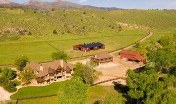 Farm Ranch in Loveland, Colorado, United States 1