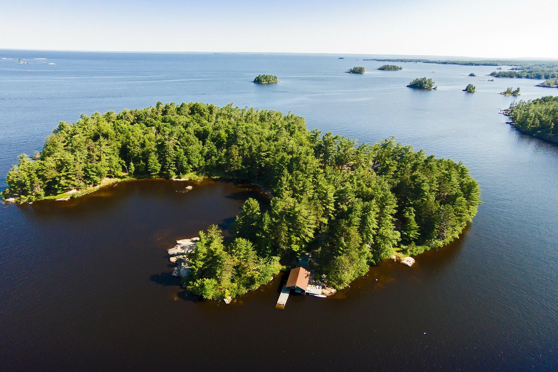 Private Island in Nipissing, Ontario, Canada 1 - 1385452
