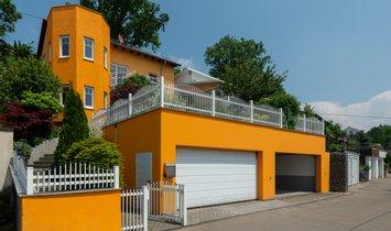 Haus in Oberboihingen, Baden-Württemberg, Deutschland 1