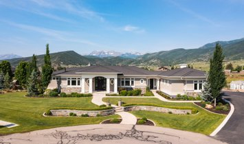 House in Midway, Utah, United States 1