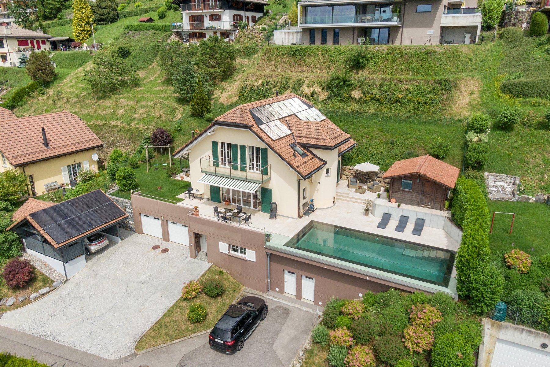 House in Blonay, Vaud, Switzerland 1 - 11523509