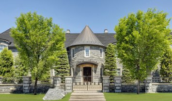 House in Calgary, Alberta, Canada 1