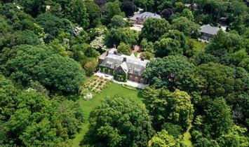 House in Roslyn Harbor, New York, United States 1