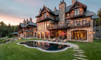 House in Mont-Tremblant, Quebec, Canada 1