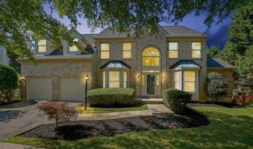 Haus in North Potomac, Maryland, Vereinigte Staaten 1