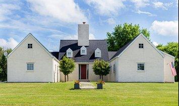 Maison à Chana, Illinois, États-Unis 1