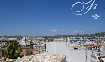 Townhouse in Ibiza, Balearic Islands, Spain 1