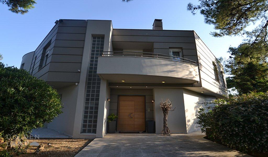 Villa in Ekali, Decentralized Administration of Attica, Greece 1 - 11527402