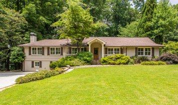 Haus in North Druid Hills, Georgia, Vereinigte Staaten 1