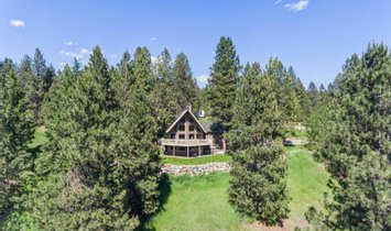 House in Kalispell, Montana, United States 1