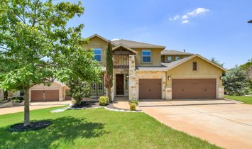 House in Leander, Texas, United States 1