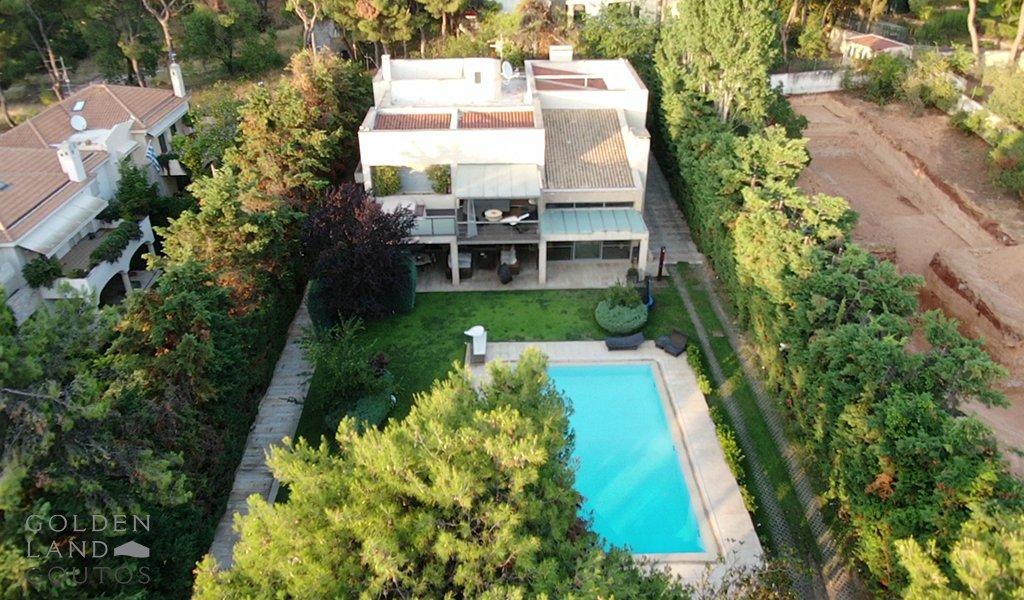 Villa in Ekali, Decentralized Administration of Attica, Greece 1 - 11527455