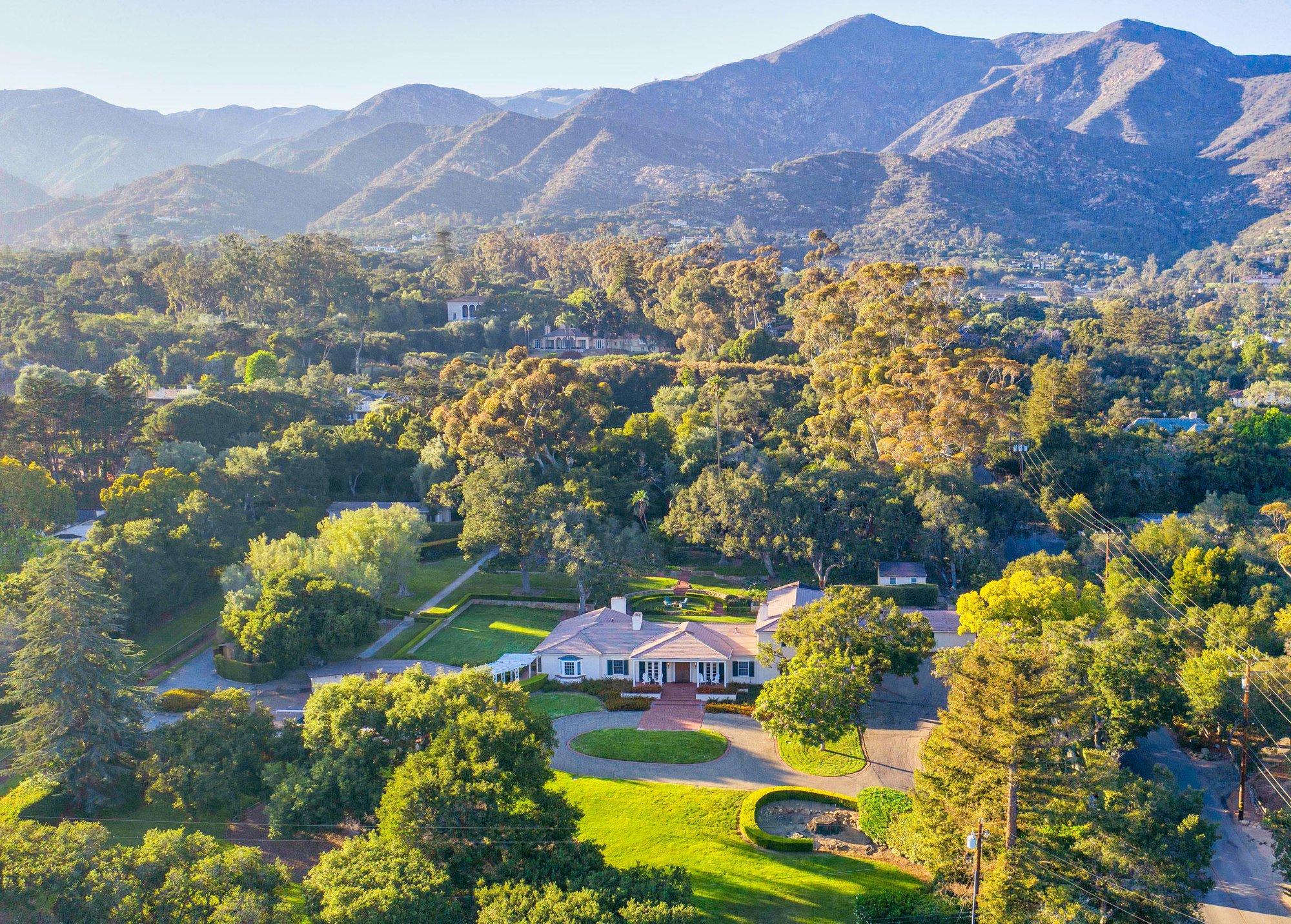 Дом в Монтесито, Калифорния, Соединенные Штаты Америки 1 - 11527803