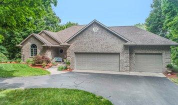 Maison à Kalamazoo, Michigan, États-Unis 1