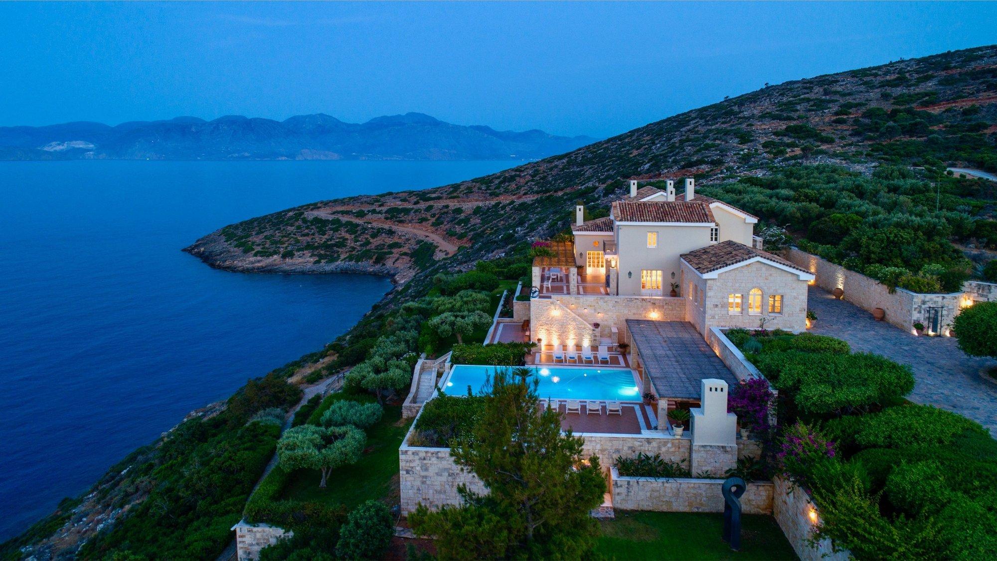 Casa a San Nicolò, Eyalet di Creta, Grecia