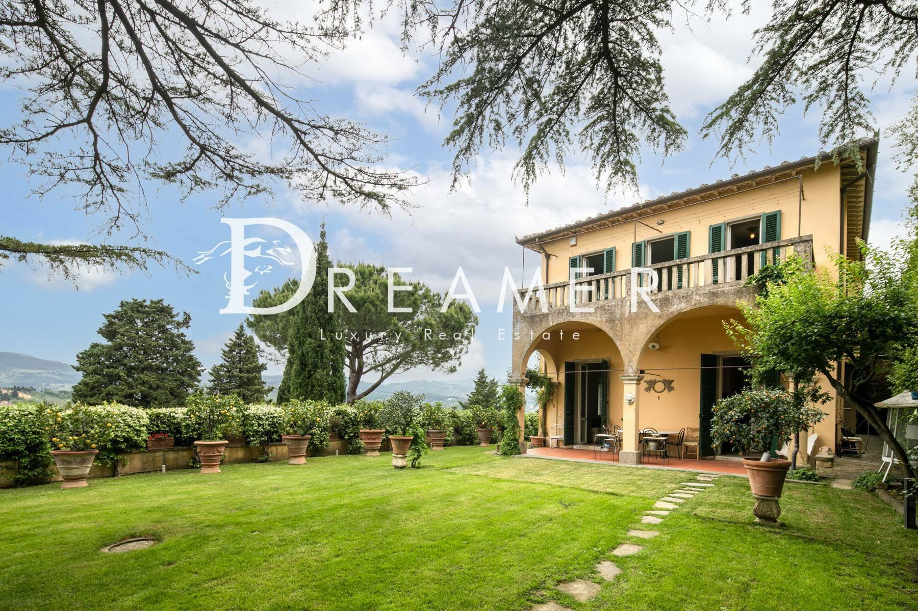 House in Fiesole, Tuscany, Italy 1 - 11509262