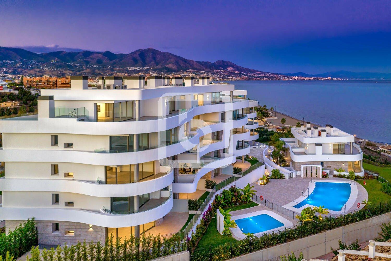 Apartment in Mijas, Andalusia, Spain 1 - 11438731