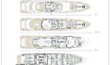 Heesen Displacement Motor Yacht