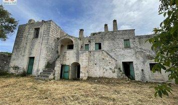 Maisons de campagne à Chiobbica, Pouilles, Italie 1