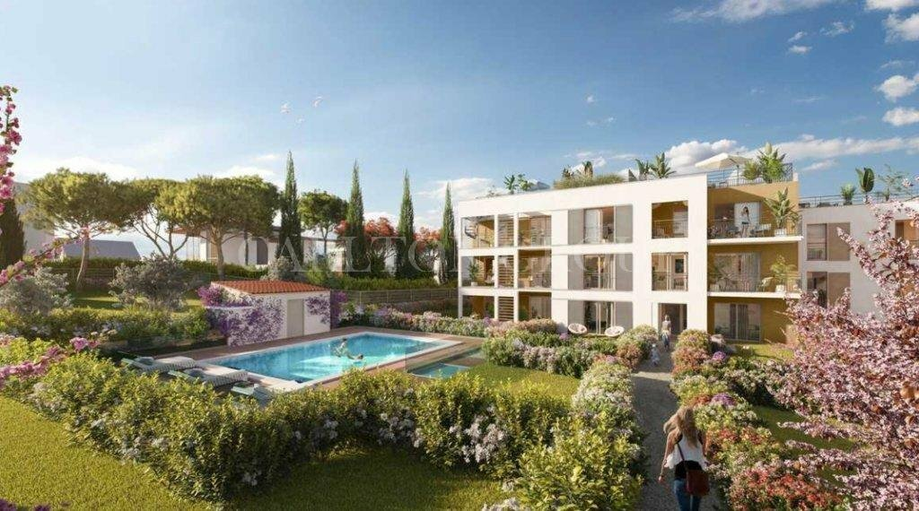Apartment in Antibes, Provence-Alpes-Côte d'Azur, France 1 - 11529801