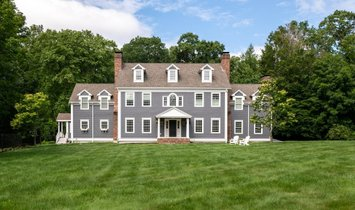 House in Norwell, Massachusetts, United States 1