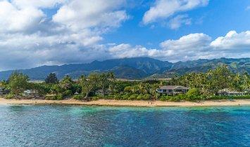 Huis in Waialua, Hawaï, Verenigde Staten 1